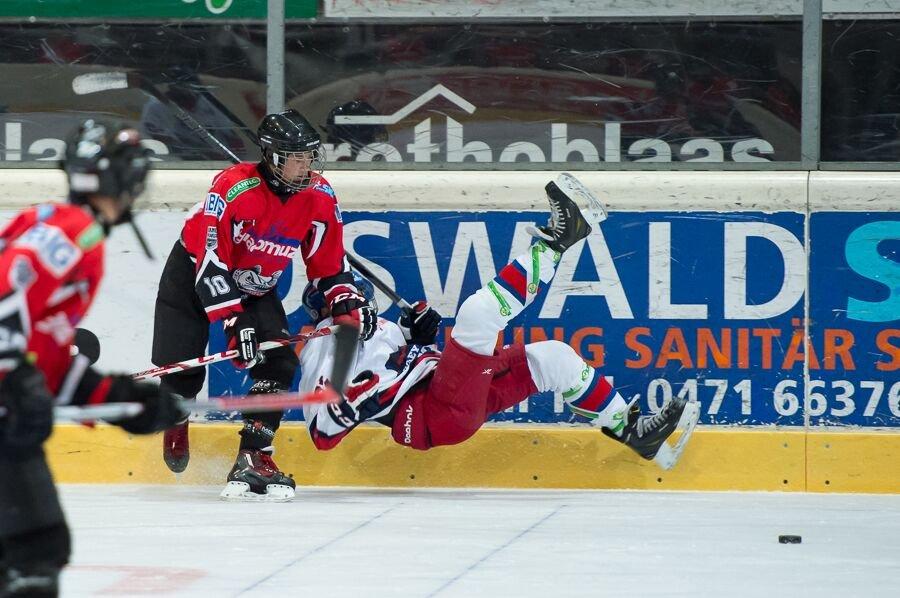 eishockey bozen